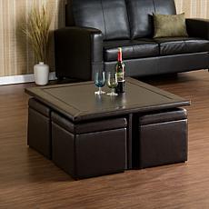 Nylo Storage Cube Table 5-piece Set