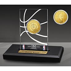 Officially Licensed Boston Celtics 17x Champs Coin Desktop Display