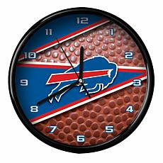 Officially Licensed Buffalo Bills Team Football Clock