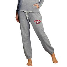 Officially Licensed Concepts Sport Ladies' Knit Jogger Pant - 49ers