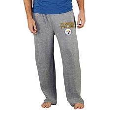 Officially Licensed Concepts Sport Mainstream Men's Knit Pant-Steelers