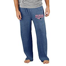 Officially Licensed Concepts Sport Mainstream Men's Knit Pant-Patriots