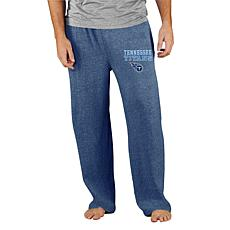Officially Licensed Concepts Sport Mainstream Men's Knit Pant - Titans