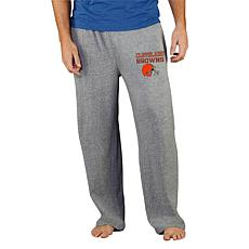 Officially Licensed Concepts Sport Mainstream Men's Knit Pant-Browns