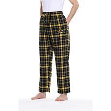 Officially Licensed Concepts Sport Men's Plaid Flannel Pant - Missouri