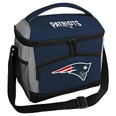 Officially Licensed Cooler Bag/Lunch Box, 12-Can Capacity - Patriots