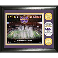Officially Licensed LSU 2019 National Championship Game Photo Mint