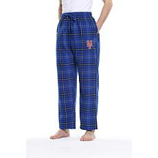 Officially Licensed Men's Plaid Flannel Pant by Concepts Sport-Royals