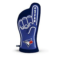 Officially Licensed MLB #1 Oven Mitt - Toronto Blue Jays