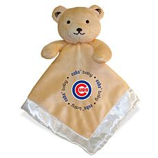 "Officially Licensed MLB 14"" Snuggle-Bear Blanket - Chicago Cubs"