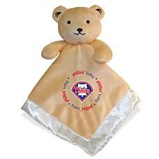 """Officially Licensed MLB 14"""" Snuggle-Bear Blanket - Phillies"""