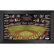Officially Licensed MLB 2021 Signature Field Photo Frame - Arizona