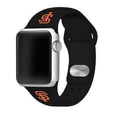 Officially Licensed MLB 38/40mm Apple Watch Band - Seattle Mariners
