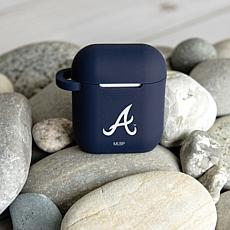 Officially Licensed MLB AirPod Case Cover - Atlanta Braves