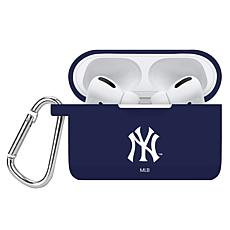 Officially Licensed MLB AirPods Pro Case Cover - New York Yankees