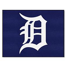 Officially Licensed MLB All-Star Door Mat - Detroit Tigers