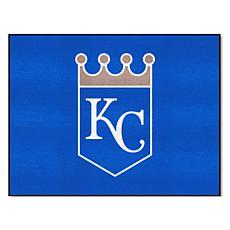 Officially Licensed MLB All-Star Door Mat - Kansas City Royals