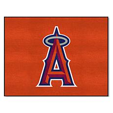Officially Licensed MLB All-Star Door Mat - Los Angeles Angels