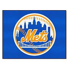 Officially Licensed MLB All-Star Door Mat - New York Mets