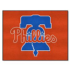 Officially Licensed MLB All-Star Door Mat - Philadelphia Phillies