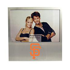 Officially Licensed MLB Aluminum Picture Frame - San Francisco Giants