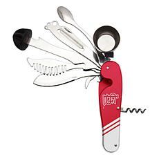Officially Licensed MLB Bartender Multi-Tool - St. Louis Cardinals