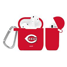 Officially Licensed MLB Cincinnati Reds AirPod Case Cover