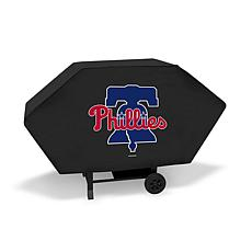 Officially Licensed MLB Executive Grill Cover - Phillies