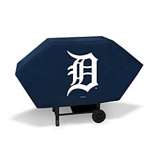 Officially Licensed MLB Executive Grill Cover - Tigers