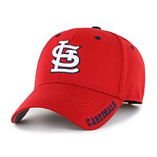 Officially Licensed MLB Frost Adjustable Hat  - St. Louis Cardinals