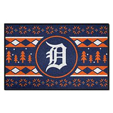 Officially Licensed MLB Holiday Sweater Mat - Detroit Tigers