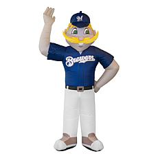 Officially Licensed MLB Inflatable Mascot - Milwaukee Brewers