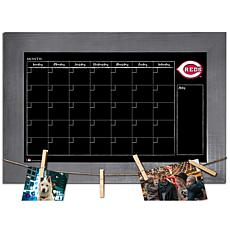 Officially Licensed MLB Monthly Chalkboard - Cincinnati Reds