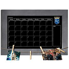 Officially Licensed MLB Monthly Chalkboard - Kansas City Royals