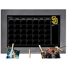 Officially Licensed MLB Monthly Chalkboard - San Diego Padres