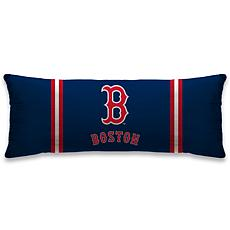 Officially Licensed MLB Plush Body Pillow - Boston Red Sox