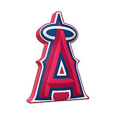 Officially Licensed MLB Plushlete Mascot Pillow - Los Angeles Angels