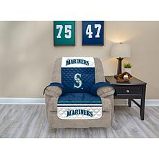 Officially Licensed MLB  Recliner Furniture Protector - Mariners