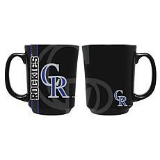 Officially Licensed MLB Reflective Mug - Colorado Rockies