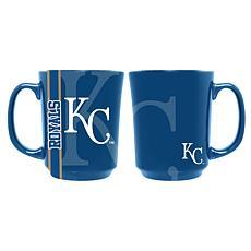 Officially Licensed MLB Reflective Mug - Kansas City Royals