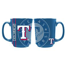 Officially Licensed MLB Reflective Mug - Texas Rangers