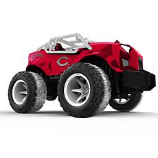 Officially Licensed MLB Remote Control Monster Truck - Cincinnati Reds