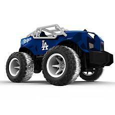 Officially Licensed MLB Remote Control Monster Truck - LA Dodgers