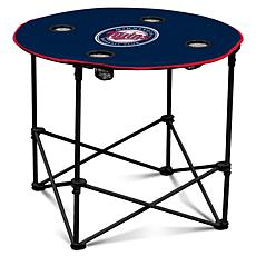 Officially Licensed MLB Round Table - Minnesota Twins