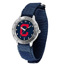 Officially Licensed MLB Tailgater Series Youth Watch - Indians