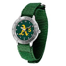 Officially Licensed MLB Tailgater Series Youth Watch - Oakland A's