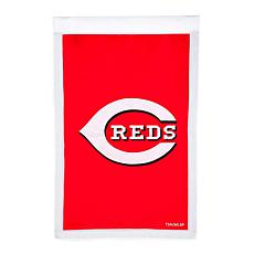 Officially Licensed MLB Team Logo House Flag - Cincinnati Reds