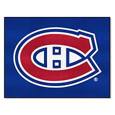 Officially Licensed Montreal Canadiens All-Star Mat