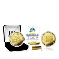 Officially Licensed NBA 2018 NBA Finals Champions Coin