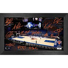 Officially Licensed NBA 2021 Signature Court - New York Knicks